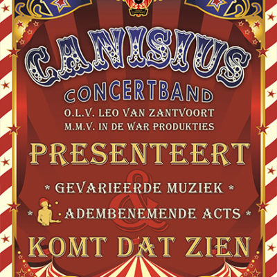 Concert met in de war producties